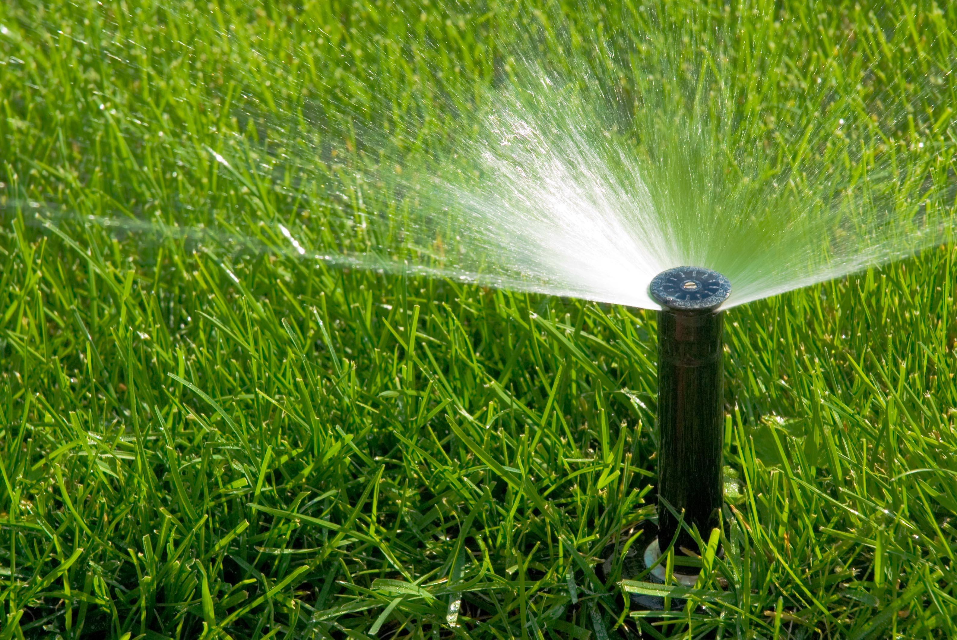Shavano Park sprinklers